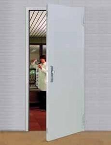 E55 - 1: Стальная дверь