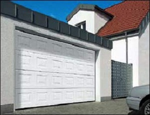 секционных ворот для гаража (тип S-кассета)